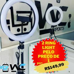 Kit Ring Ligth por 149,99 2 por 1