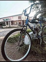 Título do anúncio: Bike Motorizada 80cc revisada