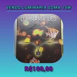 Título do anúncio: Vendo luminária soma