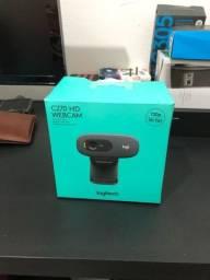 Título do anúncio: Webcam C70 HD