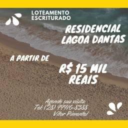 Título do anúncio: Loteamento Residencial Lagoa Dantas - Marataízes