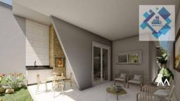 Título do anúncio: Casa com 3 dormitórios à venda, 97 m² por R$ 320.000 - Lagoinha - Eusébio/CE
