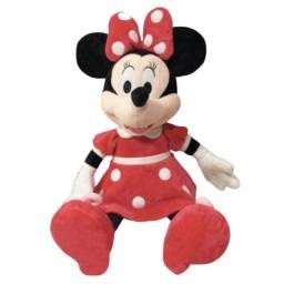 Título do anúncio: Turma do Mickey - Minnie Pelúcia 30cm