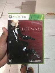 Título do anúncio: Jogo hitman x Box 360