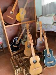 Viola e violão caipira