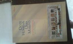 Livro Cristão: Doze homens, uma missão