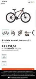 Título do anúncio: Bike semi nova | três lagoas - MS