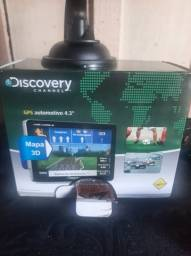 Discovery channeel GPS