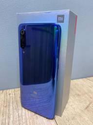 Xiaomi Mi 9 Dual SIM 128 GB azul-oceano