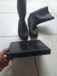 Título do anúncio: DVD LG e bota pra motoboy novinha