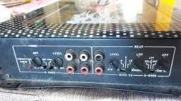 Amplificador modelo BA-2000.4, 4Ch, 3000 Watts