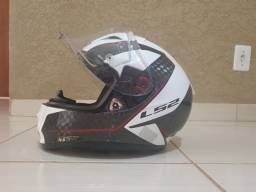 Capacete LS2 Arrow C Evo Carbon n56 -