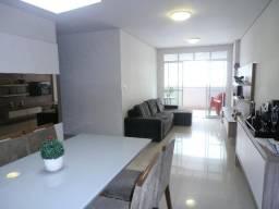 Apartamento com 3 suítes _móveis projetados e piso porcelanato #bairro nobre