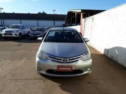 Toyota/etios sedan xls 1.5 - 2017