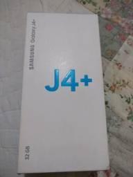 Vendo Samsung J4+ Semi Novo