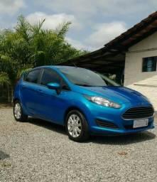 Niw Fiesta 1.5 Azul - 2014