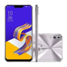 Smartphone - Asus Zenfone 5 Prata (4GB/64GB) Novo Lacrado