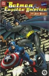 Batman e Capitão América