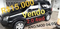 Pra vender logo - 2005