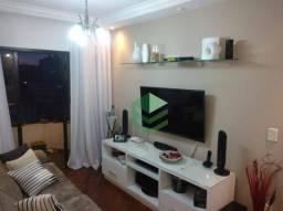 Apartamento com 3 dormitórios à venda, 78 m² por R$ 415.000 - Vila Vivaldi - São Bernardo