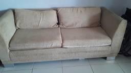 Sofá de 2 e 3 lugares 300R$
