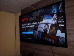 "Smart tv lg 42""Wi-Fi, Netflix, YouTube(pego TV smart 32 como parte de pgto)"