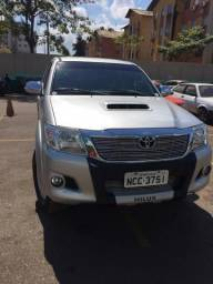 HILUX +top - 2013