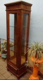Torre Rustica/ Espelho/ Prateleiras de vidro