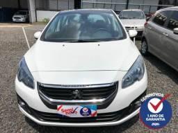 Peugeot 308 1.6 FLEX ALLURE - 2016
