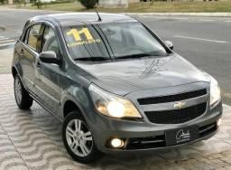 Chevrolet Agile LTZ 1.4 Flex 2011 BAIXÍSSIMA KM!!! - 2011