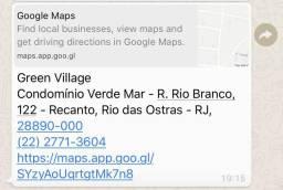 Terreno em Rio das ostras