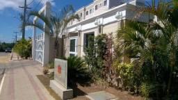 Alugo Apartamento 2/4 com suíte no Condomínio Sun Castle em Abrantes