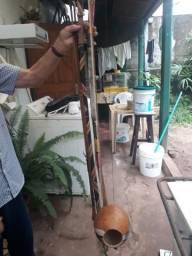 Arco e flecha dos índios Kaygamg de Teniente Portela