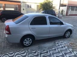 V/T Etios sedan X 1.5 2015/2015 de particular, Ipva 2019 ok! - 2015