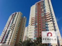 Apartamento  com 3 quartos no Brilhante Condomínio Clube - Bairro Residencial Eldorado em