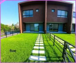 Excelente Casa em condomínio 3 quartos com suíte em Patamares área total de 129m²/five