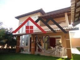 Locação, casa em condomínio, 3 suites, na Estrada do Coco!!
