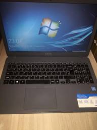 Notebook Samsung Essentials E 20
