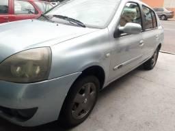 Clio Sedan 1.6 Flex - 2007