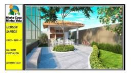 UED-30 - Apartamento 2 quartos pertinho de manguinhos serra