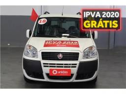 Fiat Doblo 1.8 mpi essence 7l 16v flex 4p manual - 2018