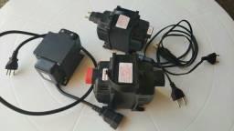 Transformadores converte 110v em 220v e vice versa