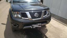 Nissan frontier Platinum - 2014