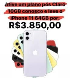 IPhone 11 64GB Por R$3.850,00