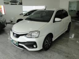 Etios ha 1.5 platinum aut - 2017