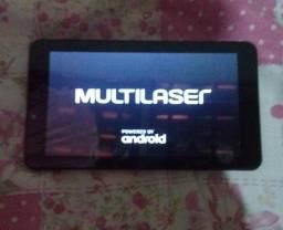 Vendo tablet multilaser m7s plus semi novo