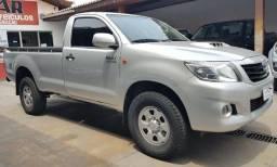 Toyota Hilux CS 4x4 Diesel - 2013