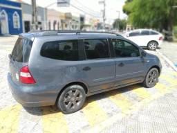 Grand Livina S 2012 Completa GNV 7 lugares toda quitada 2019 - 2012