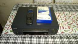 Video Cassete Semp VC-X681 4 Cabeças,Raridade