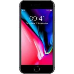 "IPhone 8 64GB Tela 4.7"" IOS 4G Câmera 12MP - Apple"